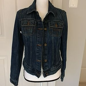 Lauren Jeans Company Denim Jean Jacket S